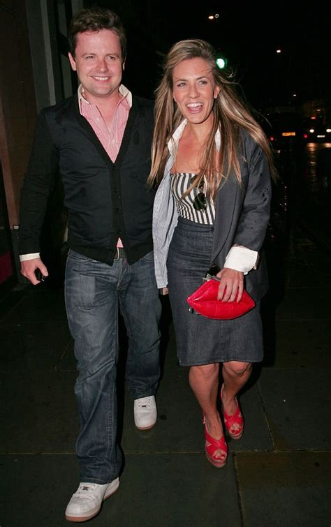 Declan Donnelly's ex Georgie Thompson finds love with ...