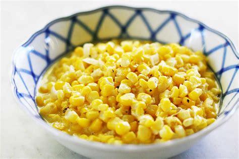 cajun cuisine creamed corn recipe simplyrecipes com