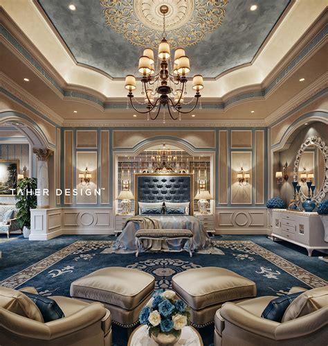 luxury master bedroom dubai  behance