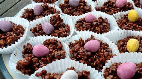 chocolate rice krispie cakes fun kids  uks