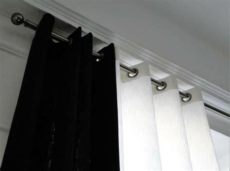 les 25 meilleures id 233 es de la cat 233 gorie rideaux noirs sur rideaux black out