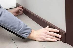 Plinthe Avec Prise : comment poser des plinthes ~ Edinachiropracticcenter.com Idées de Décoration