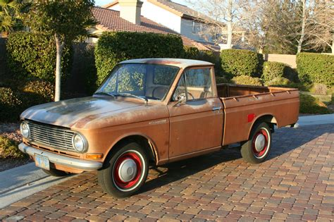 Datsun Trucks For Sale by 1966 Datsun 520 Earlier Than 521 510 411 Truck Mini