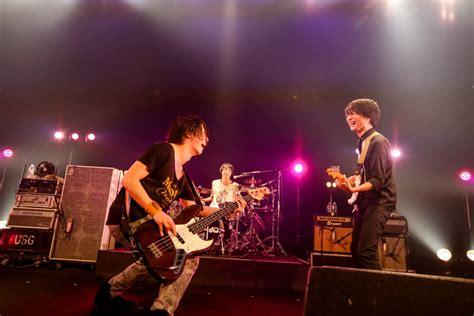 【ライブレポート】ユニゾン全国ツアーが京都で終幕、年明けからは追加公演「皆さんの街で観てほしい」(写真10枚