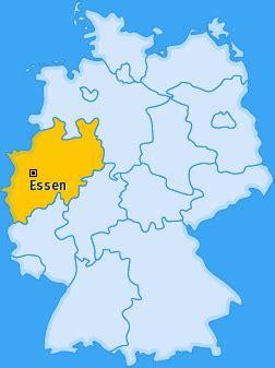 plz essen nordrhein westfalen postleitzahlen