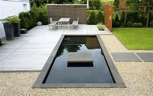 moderne gartenarchitektur minimalistisch formal With französischer balkon mit schöne puristische gärten