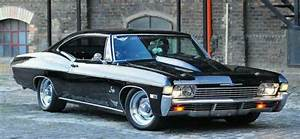 68 Chevy Impala Fastback     And Mean
