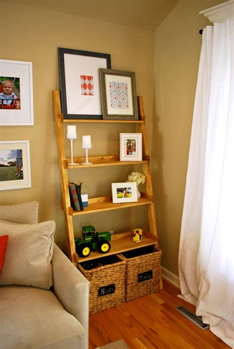 How To Make A Bookcase by 24 Ladder Bookshelf Plans Guide Patterns