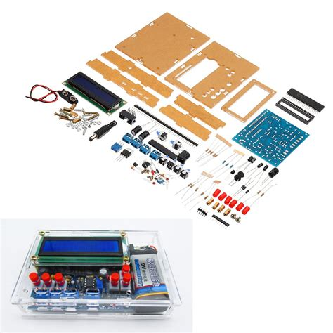 Diy Inductance Capacitance Frequency Meter Tester Kit