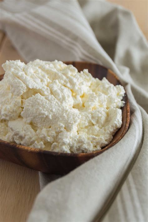 How To Make Cottage Cheese by How To Make Cottage Cheese At Home That S What She Had