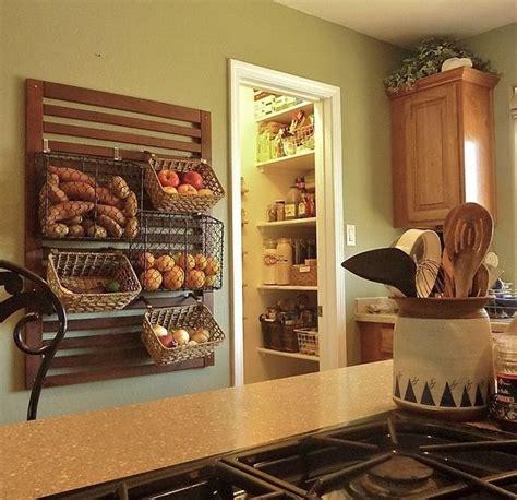 image result  ikea wall bar vegetable basket kitchen decor onion storage