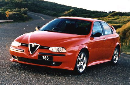Alfa Romeo 156 25 Pictures Photo 7