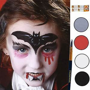 Maquillage Enfant Facile : maquillage enfant maquillage dracula ~ Melissatoandfro.com Idées de Décoration