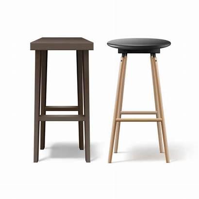 Bar Stool Stools Vector Chair Clip Clipart