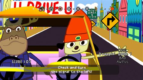 parappa  rapper locoroco  patapon coming  ps