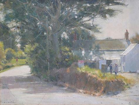oil paintings  artist david curtis roi rsma