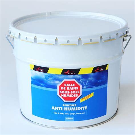 peinture anti humidit 233 cave mur sous sol hydrofuge isolante moississure