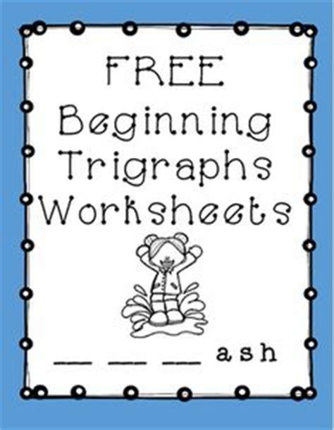 worksheet  letter consonant blends practice