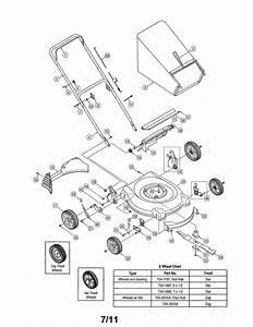 Craftsman Eager 1 Lawn Mower Carburetor Diagram