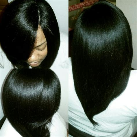 Sew In Weave Hairstyles With Invisible Part by Invisible Part Sew In Hairstyles Hair Styles Sew In