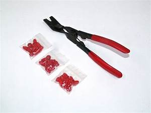 Side Molding Trim Clip Replacement Kit