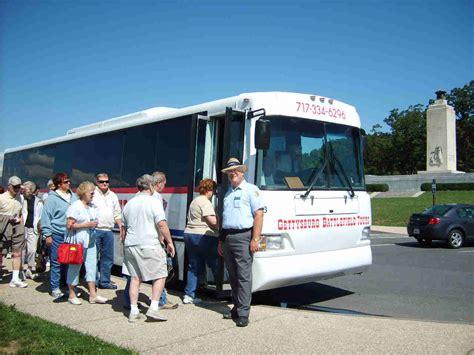tour bureau gettysburg tours guide included gettysburg