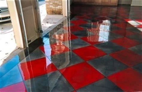 Polished Concrete Floors Do It Yourself by Decorative Concrete Flooring