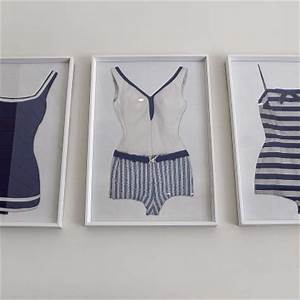 vintage bathing suit print prints and posters san With kitchen cabinets lowes with bathing suit wall art