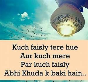 Awwwwn .... Ye ... Islamicwith Hindi Quotes