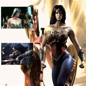 Injustice Wonder Woman by BatNight768 on DeviantArt