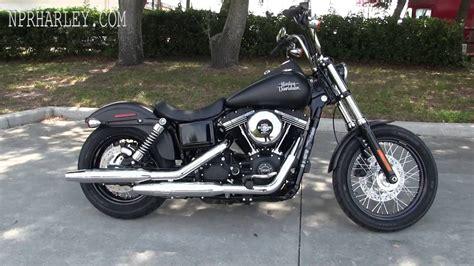 New 2016 Harley Davidson Fxdb Street Bob