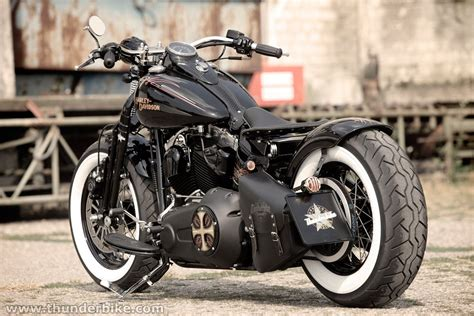 Thunderbike Custom Chopper Bobber Bike 1tbike