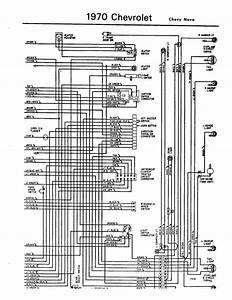1970 Chevelle Alternator Wiring Diagram