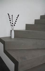 Kosten Für Innenputz : besserbauen beton cire spezialist treppe beton cire celle ~ Lizthompson.info Haus und Dekorationen