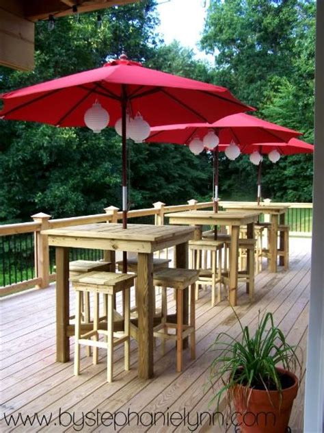 a more about our diy deck