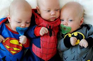 Three-month-old triplets suffer from same rare eye cancer ...