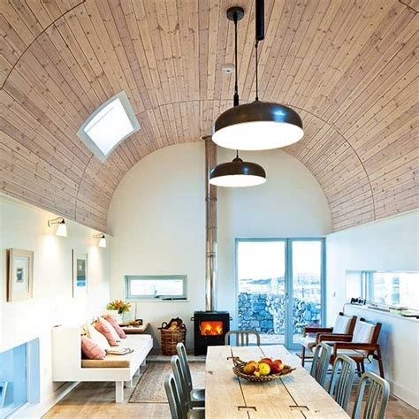 Cheap Kitchen Design Ideas - 15 design ideas for vaulted ceilings homebuilding renovating