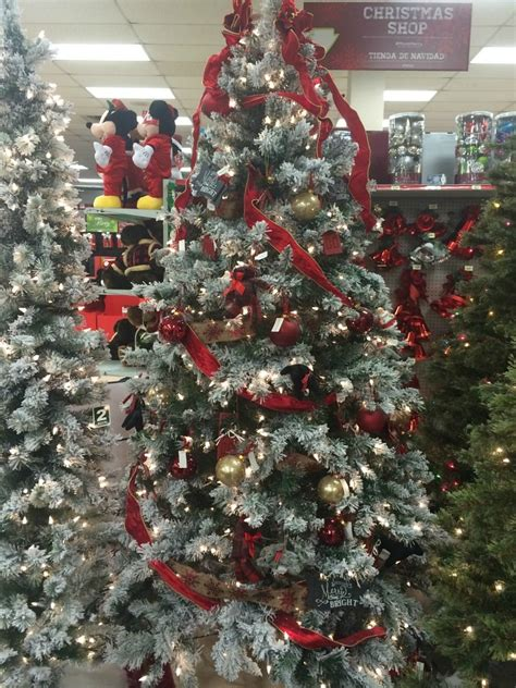 christmas trees at hobby lobby christmas decor in hobby