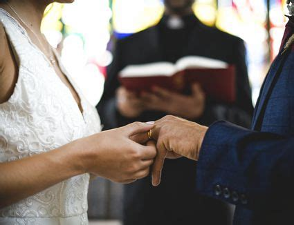 wedding ring ceremony vows