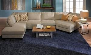 La z boy tribeca 2 pc sectional sofa with cuddler chaise for Sectional sofa with cuddler and chaise