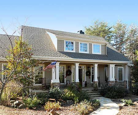 country home plans with front porch rustic appeal with country front porch