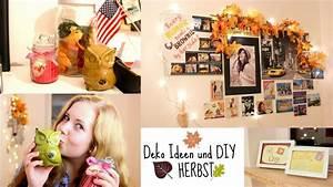 Diy Deko Ideen : deko diy und ideen herbst ~ Whattoseeinmadrid.com Haus und Dekorationen