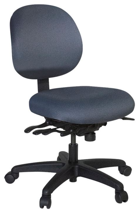 deluxe task chair with seat depth adjust standard arms