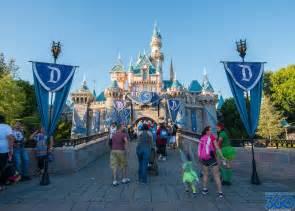 Disneyland California Rides Attractions