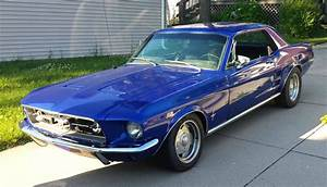 She's real fine, my 289: My '67 Mustang Coupe : Mustang