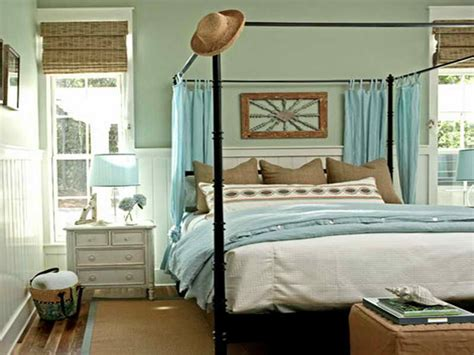 Coastal Living Decor, Seaside Bedroom Decorating Ideas