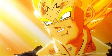 dragon ball  kakarot trailer shows majin vegeta