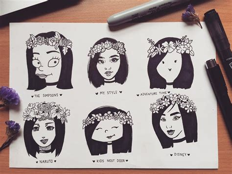 Stylechallenge Forces Instagram Artists To Draw In