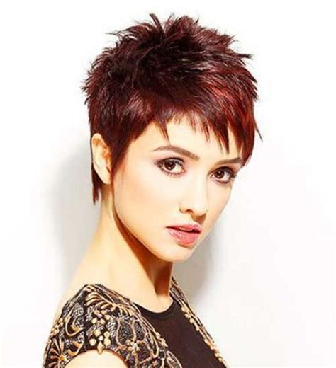 Spiky Pixie Hairstyles by Lovely Spiky Haircuts 40 Hairstyles Hair