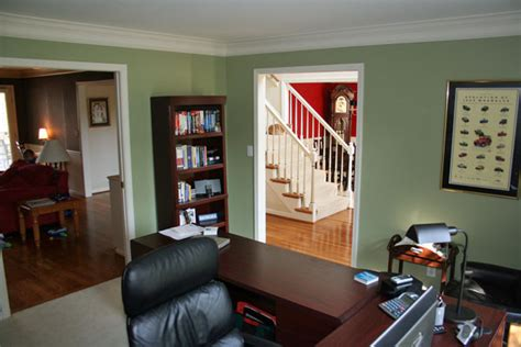 home office paint colors on excellent small home